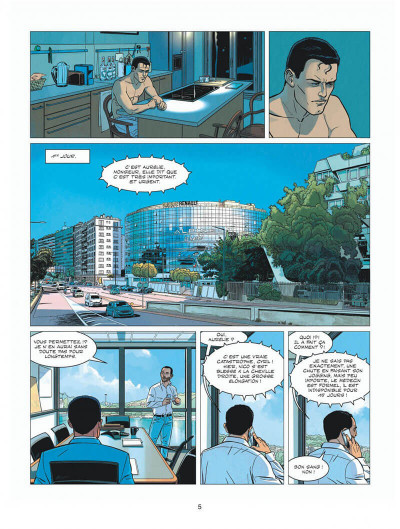 Page 5 Michel Vaillant - nouvelle saison tome 8 - 13 jours (WIP)
