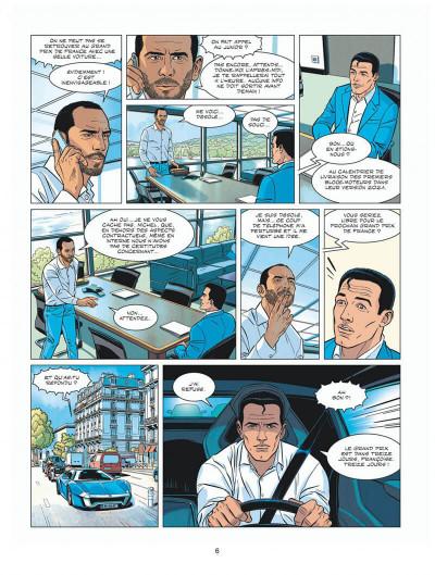 Page 6 Michel Vaillant - nouvelle saison tome 8 - 13 jours (WIP)