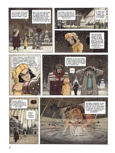 Page 6 Orbital - intégrale tome 1