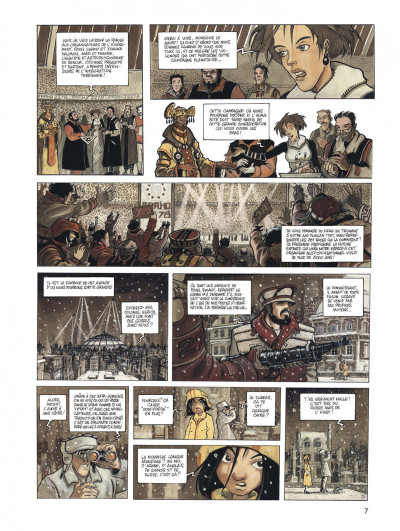 Page 7 Orbital - intégrale tome 1
