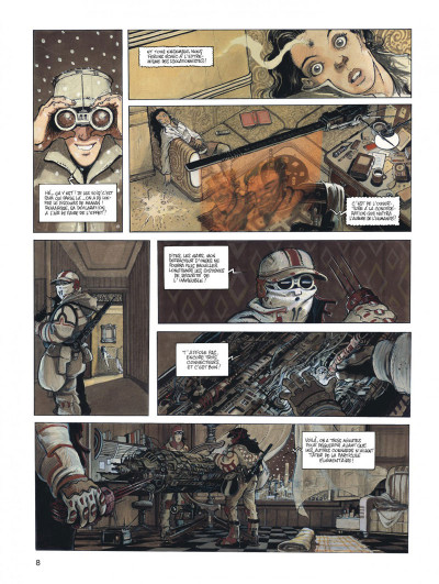 Page 8 Orbital - intégrale tome 1