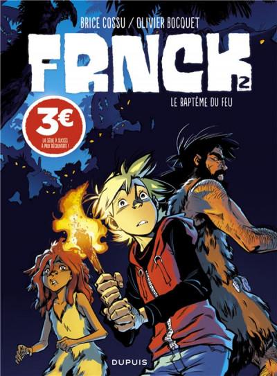 Couverture Frnck tome 2 (prix réduit)