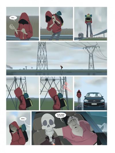 Page 4 Zombillénium (petit prix) tome 1