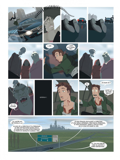 Page 7 Zombillénium (petit prix) tome 1