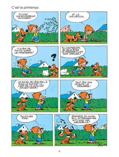 Page 9 Boule & Bill - éd. 2019 tome 21