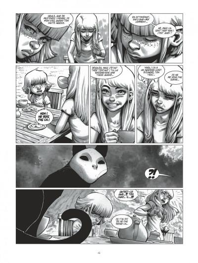 Page 4 Harmony tome 5 (édition noir et blanc)