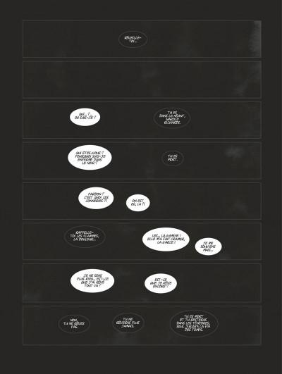 Page 6 Harmony tome 5 (édition noir et blanc)
