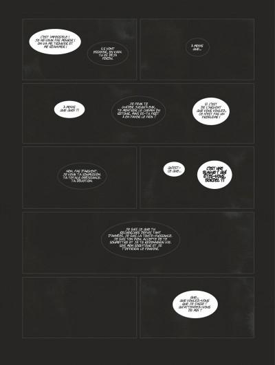Page 7 Harmony tome 5 (édition noir et blanc)