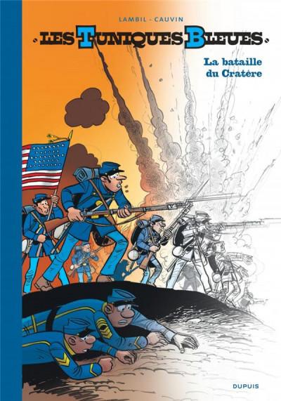 Couverture Les tuniques bleues - grand format n&b tome 63