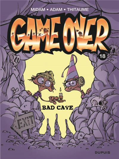 Couverture Game over tome 18