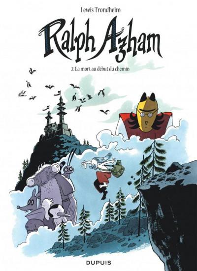 Couverture Ralph Azham tome 2