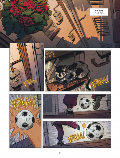 Page 5 FC Barcelone tome 1