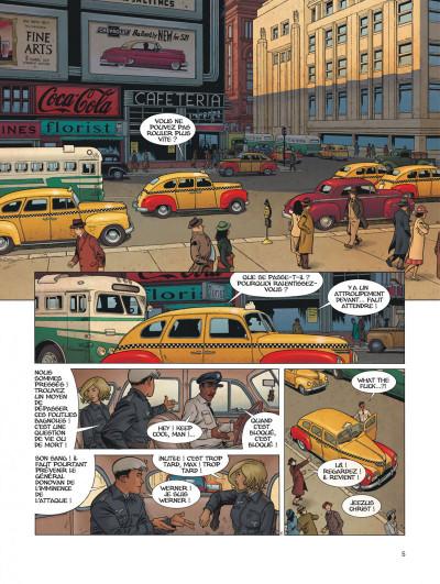 Page 5 Dent d'ours - intégrale tomes 4 à 6