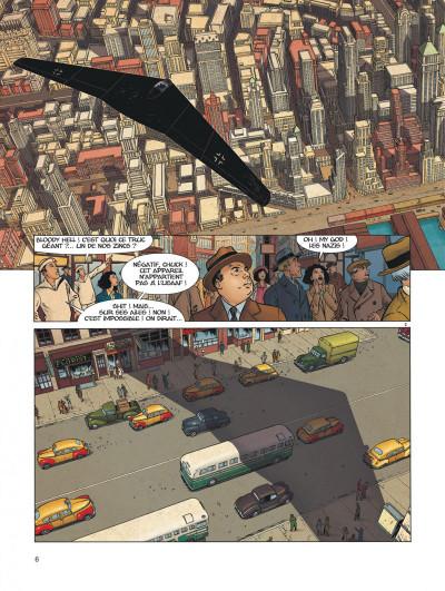 Page 6 Dent d'ours - intégrale tomes 4 à 6