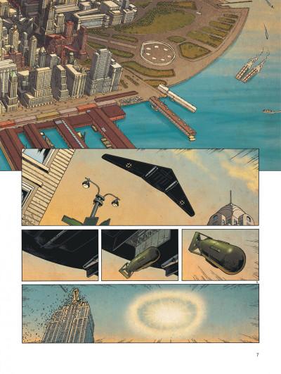 Page 7 Dent d'ours - intégrale tomes 4 à 6