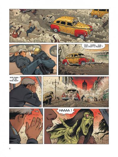 Page 8 Dent d'ours - intégrale tomes 4 à 6