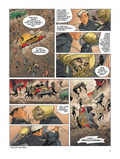 Page 9 Dent d'ours - intégrale tomes 4 à 6