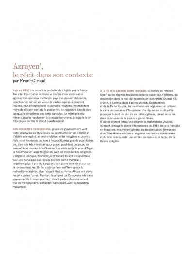 Page 9 Azrayen' - intégrale