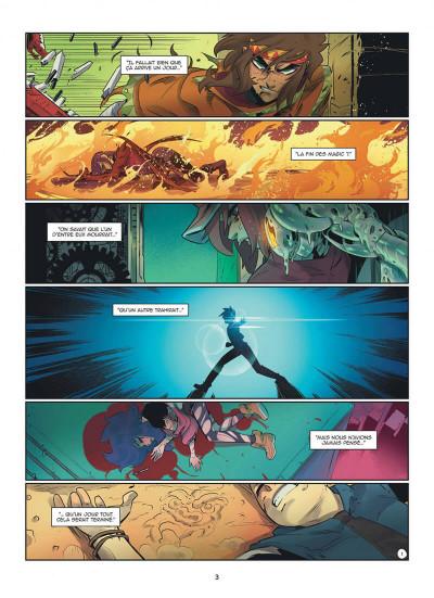 Page 3 Magic 7 tome 9
