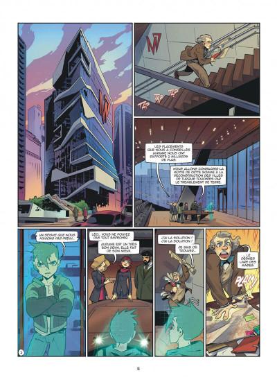 Page 4 Magic 7 tome 9