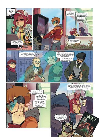 Page 6 Magic 7 tome 9