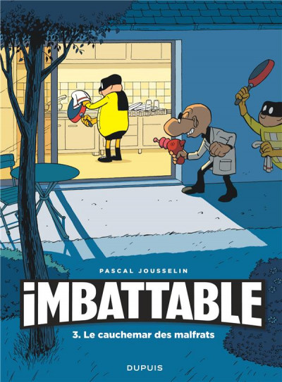 Couverture Imbattable tome 3