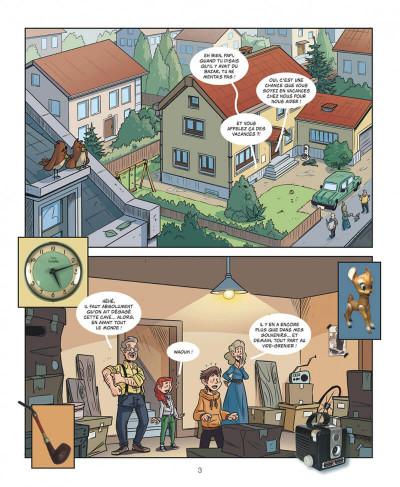 Page 3 mes souvenirs en BD T.11 - 1950