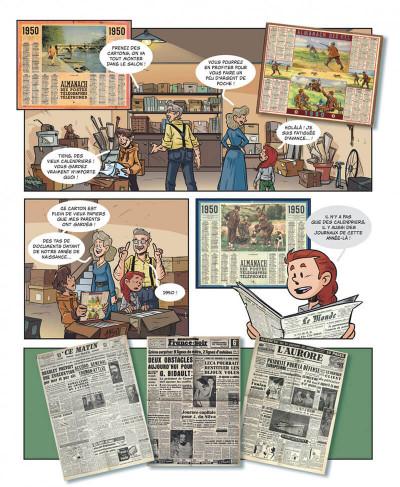 Page 4 mes souvenirs en BD T.11 - 1950