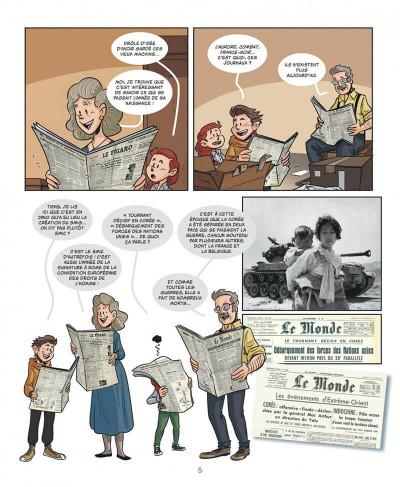 Page 5 mes souvenirs en BD T.11 - 1950