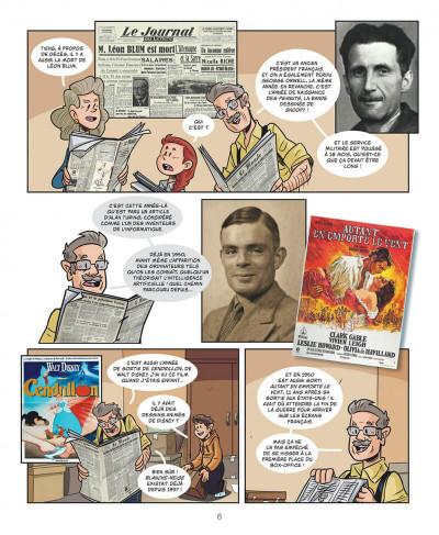 Page 6 mes souvenirs en BD T.11 - 1950