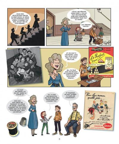 Page 8 mes souvenirs en BD T.11 - 1950