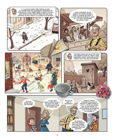 Page 9 mes souvenirs en BD T.11 - 1950