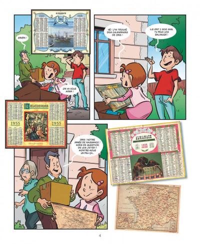 Page 4 Mes souvenirs en BD tome 16 - 1955