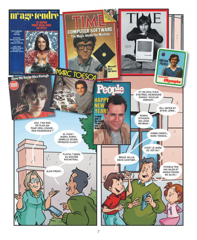 Page 7 Mes souvenirs en BD tome 16 - 1955