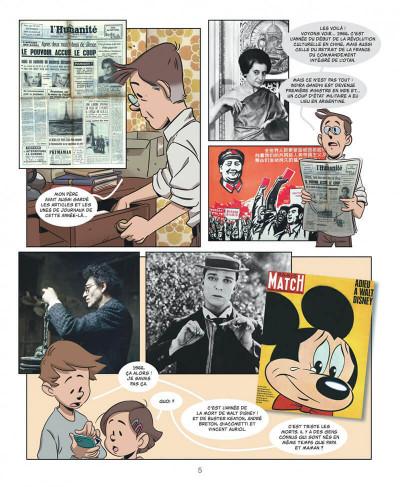 Page 5 Mes souvenirs en BD tome 27 - 1966