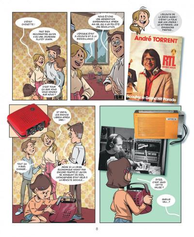 Page 8 Mes souvenirs en BD tome 27 - 1966