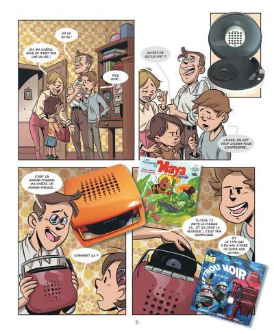 Page 9 Mes souvenirs en BD tome 27 - 1966