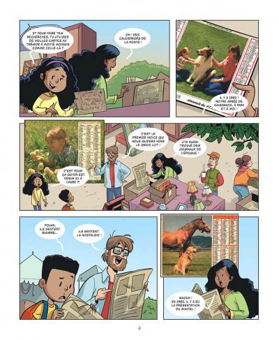 Page 4 mes souvenirs en BD T.43 - 1982