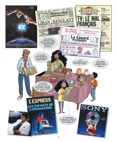 Page 5 mes souvenirs en BD T.43 - 1982