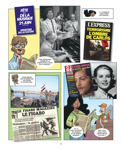 Page 6 mes souvenirs en BD T.43 - 1982