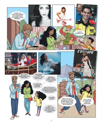 Page 7 mes souvenirs en BD T.43 - 1982