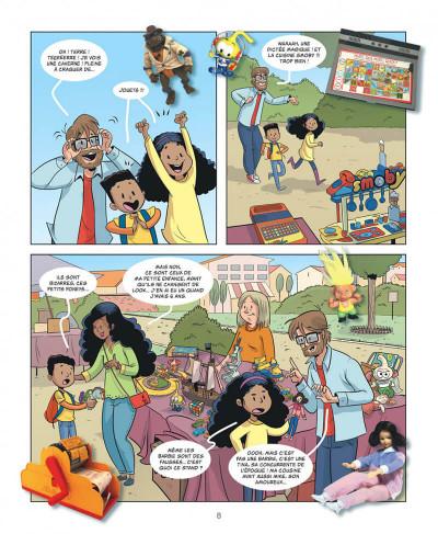 Page 8 mes souvenirs en BD T.43 - 1982