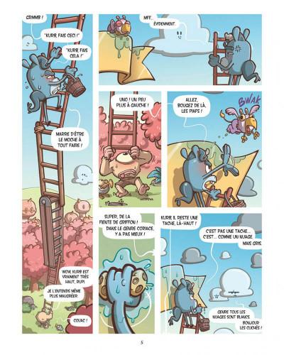 Page 5 Lolicornes tome 1