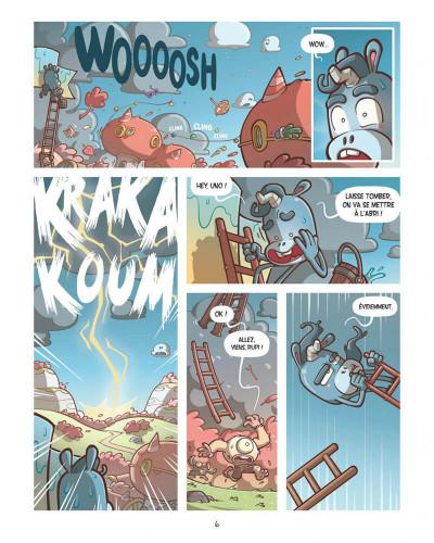 Page 6 Lolicornes tome 1