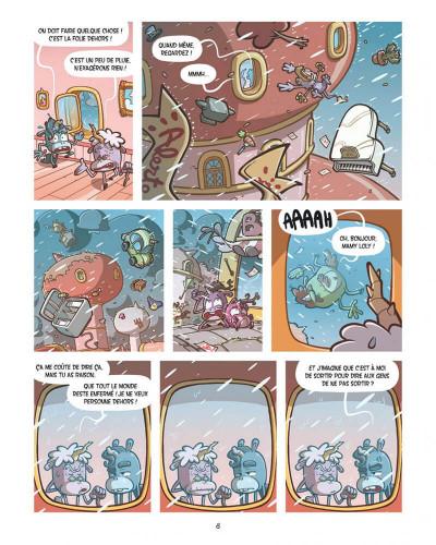 Page 8 Lolicornes tome 1