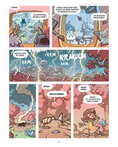 Page 9 Lolicornes tome 1