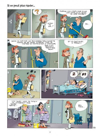 Page 7 Les femmes en blanc tome 42