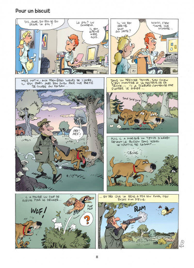 Page 8 Les femmes en blanc tome 42