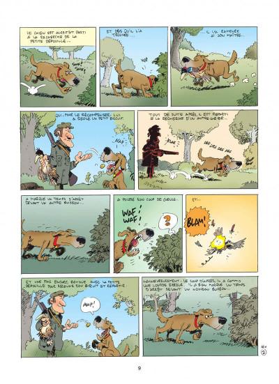 Page 9 Les femmes en blanc tome 42