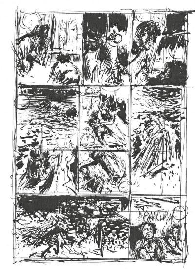 Page 2 Valhardi - intégrale tome 6